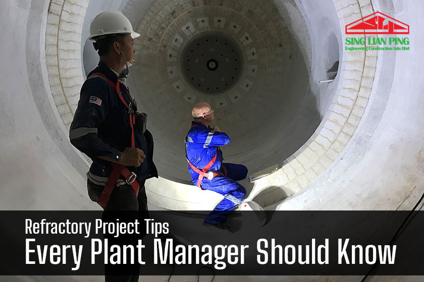 Refractory Project Tips Every Plant Manager Should Know