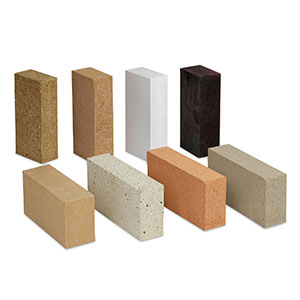 We supply insulation bricks or fire brick for refractory engineering project